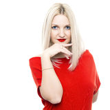 Glamour Royalty Free Stock Images