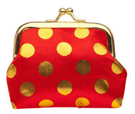 Glamour purse Royalty Free Stock Images