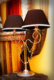 Glamour sconce Royalty Free Stock Images