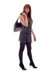 Glamour Shopping Girl. Royalty Free Stock Image