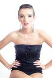 Glamour shot of a beautiful woman Stock Photo
