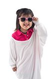 Glamour toddler Stock Image