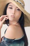 Glamour van Aziatische schoonheid Royalty-vrije Stock Fotografie
