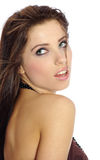 Glamour woman. beauty. Stock Photos