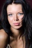 Glamour woman close-up Royalty Free Stock Photos
