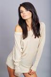 Glamour woman portrait Stock Photo
