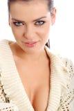 Glamour woman portrait Stock Photos