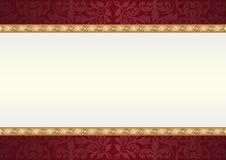 Glamourbakgrund Royaltyfria Bilder