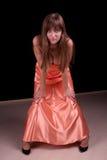glamourlady Royaltyfria Foton