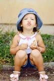 Glamourlitet barn fotografering för bildbyråer