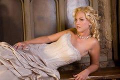 Glamourous beauty Stock Photography