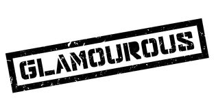 Glamourous rubber stamp Stock Photo