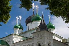 Glans av kristna kors Royaltyfri Fotografi