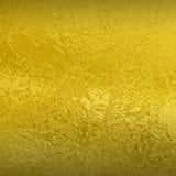 glansig guldtextur Royaltyfri Bild