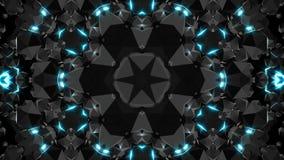 Glansiga yttersidajuvlar med ljus, 3d framför datoren frambragda bakgrunden vektor illustrationer