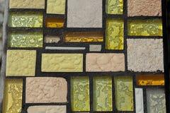 Glansowana mozaika ilustracji
