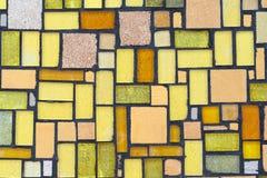 Glansowana mozaika fotografia stock