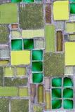 Glansowana mozaika zdjęcia stock