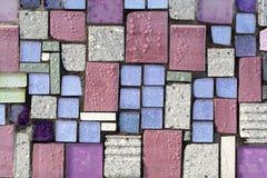 Glansowana mozaika zdjęcie stock