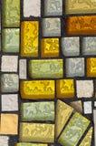 Glansowana mozaika zdjęcie royalty free