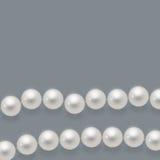 glansowane perły ilustracji