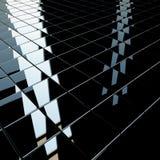 glansowany abstrakcjonistyczny tło Zdjęcia Stock