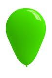 Glansowany błękita balon Zdjęcie Royalty Free