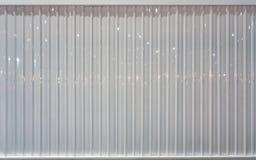 Glansowany biały ładunku zbiornika tekstury tło Obraz Stock