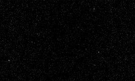 Glanzen de sterrige hemel vectorsterren ruimteachtergrond vector illustratie