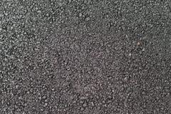 Glanzend nieuw warm asfalt Royalty-vrije Stock Afbeeldingen