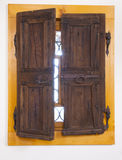 Glanzend venster Royalty-vrije Stock Afbeelding