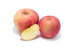 Glanzende appel Royalty-vrije Stock Afbeeldingen