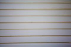 Glanzende geborstelde zilveren metaaloppervlakte Royalty-vrije Stock Foto's