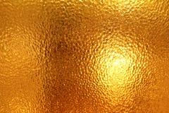 Glanzende glastextuur Stock Foto
