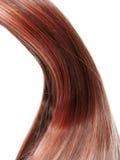 Glanzende haargolf Royalty-vrije Stock Afbeelding