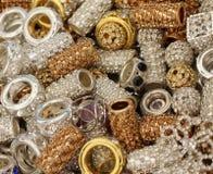 Glanzende Juwelen Royalty-vrije Stock Afbeeldingen