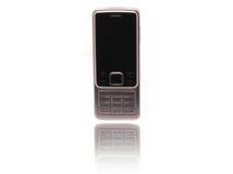 Glanzende Mobiele Telefoon Royalty-vrije Stock Foto's