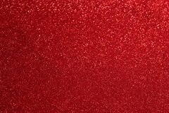 Glanzende stof Het rood schittert achtergrond Stock Foto's