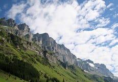 glarona łańcuszkowa góra Zdjęcie Royalty Free