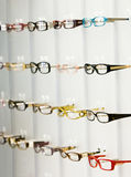 glasögon Arkivbilder
