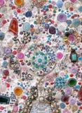 Glas и керамическая мозаика Стоковое Изображение