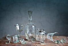 Glas stock afbeelding