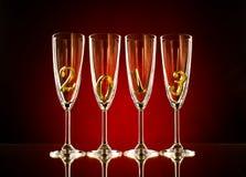 Glas 2013 Royalty-vrije Stock Afbeeldingen