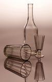 Glas Stockbild