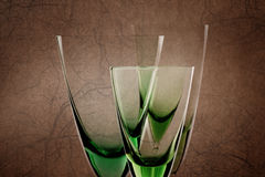 Glas Royalty-vrije Stock Foto's