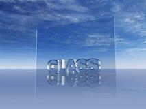 Glas lizenzfreie abbildung