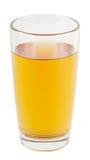 Glas appelsap Royalty-vrije Stock Foto