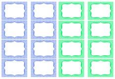 Glas-Aufkleber Stockbilder