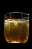 Glas bier royalty-vrije stock foto