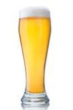 Glas Bier Stockfotografie